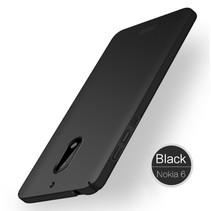 Mofi Hardcase Hoesje Nokia 6 - Zwart