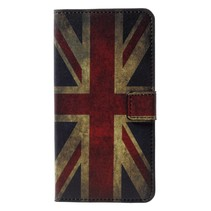 Britse Vlag Booktype Hoesje Nokia 6