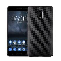 TPU Hoesje Nokia 6 - Zwart