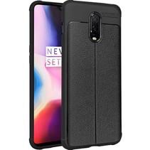 Imak TPU Hoesje OnePlus 6T - Zwart