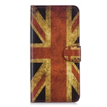 Britse Vlag Booktype Hoesje OnePlus 6T