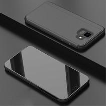 Booktype Hoesje Samsung Galaxy A6 2018 - Zwart