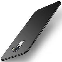 Mofi Hardcase Hoesje Samsung Galaxy A6 2018 - Zwart