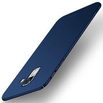 m Hardcase Hoesje Samsung Galaxy A6 2018 - Blauw