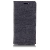 Booktype Hoesje Samsung Galaxy A6 2018 - Grijs
