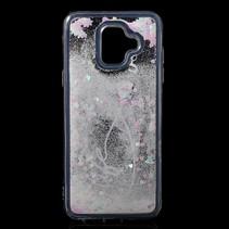 Glitters TPU Hoesje Samsung Galaxy A6 2018