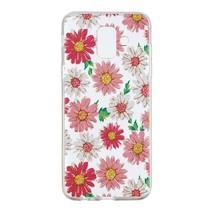 Bloemen TPU Hoesje Samsung Galaxy A6 2018