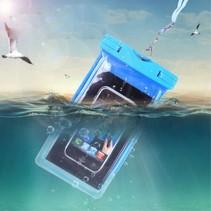 Waterdicht Hoesje Samsung Galaxy A6 2018 - Blauw