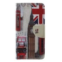 Engeland Booktype Hoesje Samsung Galaxy A6 Plus 2018
