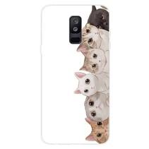 Katten TPU Hoesje Samsung Galaxy A6 Plus 2018