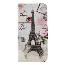 Eiffeltoren Booktype Hoesje Samsung Galaxy A7 2018