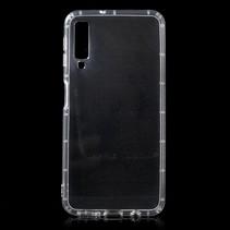 TPU Hoesje Samsung Galaxy A7 2018 - Transparant