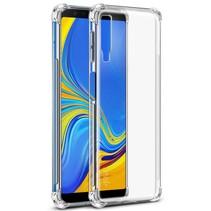 Imak TPU Hoesje Samsung Galaxy A7 2018 - Transparant