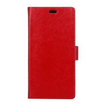 Booktype Hoesje Sony Xperia XZ3 - Rood