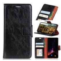 Booktype Hoesje Sony Xperia XZ3 - Zwart