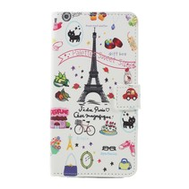 Eiffeltoren Booktype Hoesje Sony Xperia XZ3