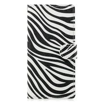 Zebra Booktype Hoesje Sony Xperia XZ3