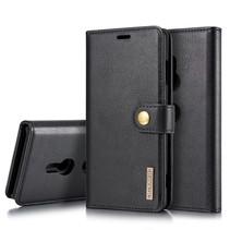 Dg.Ming Booktype Hoesje Sony Xperia XZ3 - Zwart