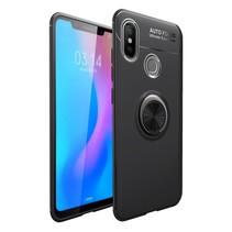 t Hoesje Xiaomi Mi 8 - Zwart