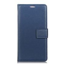 Booktype Hoesje Xiaomi Mi 8 - Blauw
