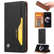 Booktype Hoesje Xiaomi Mi 8 - Zwart