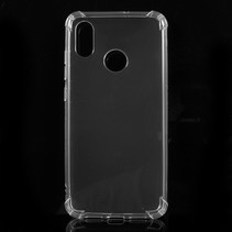t Hoesje Xiaomi Mi 8 - Transparant