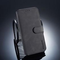 Dg.Ming Booktype Hoesje Xiaomi Mi 8 - Zwart