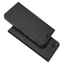 Booktype Hoesje Xiaomi Mi 8 Lite - Zwart