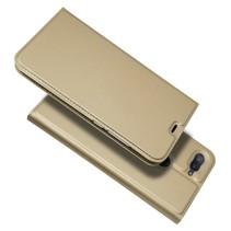Booktype Hoesje Xiaomi Mi 8 Lite - Goud