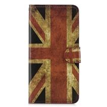 Britse Vlag Booktype Hoesje Xiaomi Mi 8 Lite