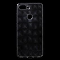 TPU Hoesje Xiaomi Mi 8 Lite - Transparant