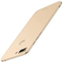 Mofi Hardcase Hoesje Xiaomi Mi 8 Lite - Goud
