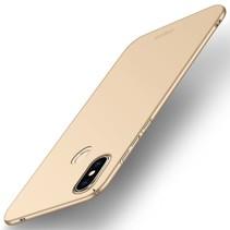 Mofi Hardcase Hoesje Xiaomi Mi 8 SE - Goud