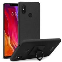 Imak Hardcase Hoesje Xiaomi Mi 8 SE - Zwart