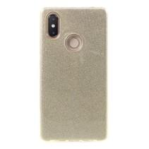 Booktype Hoesje Xiaomi Mi 8 SE - Goud