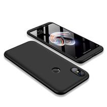 Gkk Hardcase Hoesje Xiaomi Mi A2 - Zwart