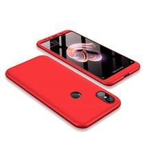 Gkk Hardcase Hoesje Xiaomi Mi A2 - Rood