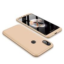 Gkk Hardcase Hoesje Xiaomi Mi A2 - Goud