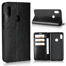 Booktype Hoesje Xiaomi Mi A2 - Zwart