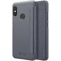 Nillkin Booktype Hoesje Xiaomi Mi A2 Lite - Zwart