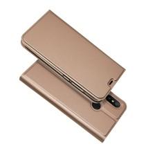 Booktype Hoesje Xiaomi Mi A2 Lite - Roze / Goud