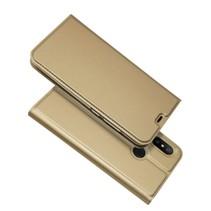 Booktype Hoesje Xiaomi Mi A2 Lite - Goud