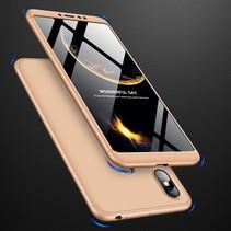 Gkk Hardcase Hoesje Xiaomi Mi Max 3 - Goud