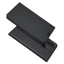 Booktype Hoesje Xiaomi Mi Max 3 - Zwart