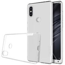 Nillkin TPU Hoesje Xiaomi Mi Mix 2s - Transparant