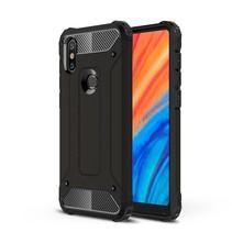 Hybrid Hoesje Xiaomi Mi Mix 2s - Zwart