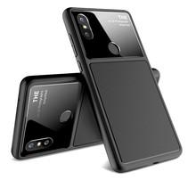 Lenuo TPU Hoesje Xiaomi Mi Mix 2s - Zwart