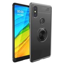 TPU Hoesje Xiaomi Mi Mix 2s - Zwart