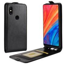 Flipcase Hoesje Xiaomi Mi Mix 2s - Zwart