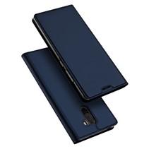 Dux Ducis Booktype Hoesje Xiaomi Pocophone F1 - Donker Blauw